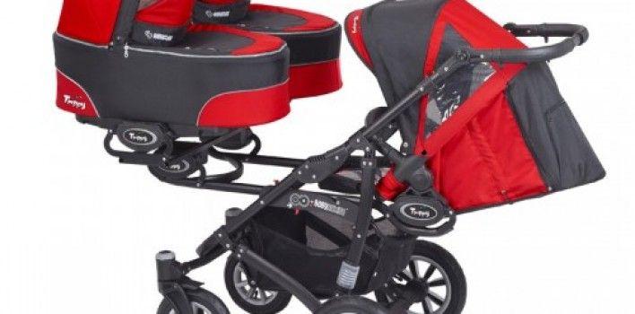 Wózek dla trojaczków BabyActive Trippy – warto?
